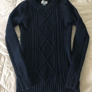 Women's Navy blue Old Navy Sweater